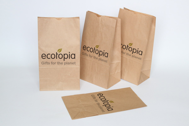 Ecotopia paper bags