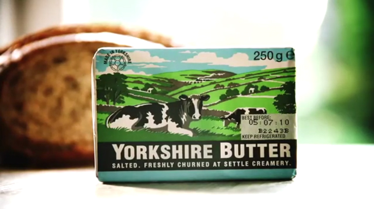 Yorkshire Butter TV2