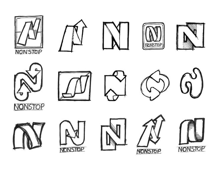 nonstop-early-logo-concepts_main