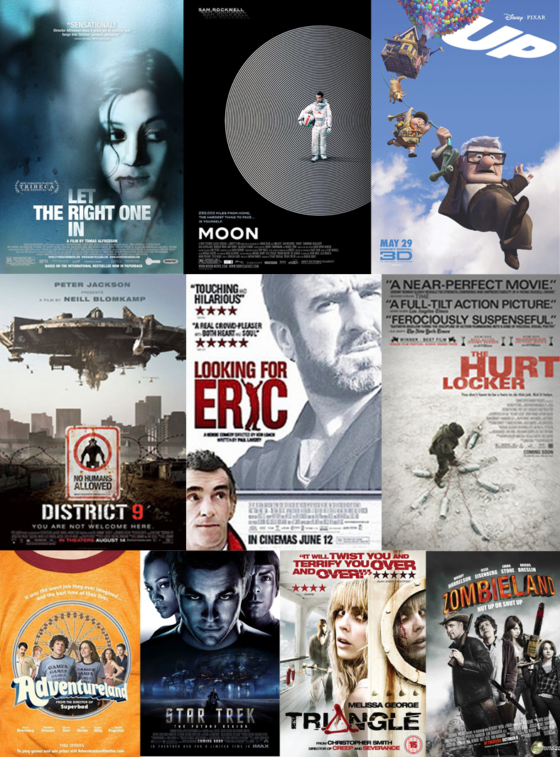movies of 2009