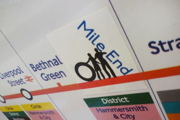 mile end