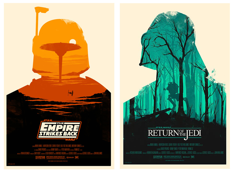 Empire and Jedi