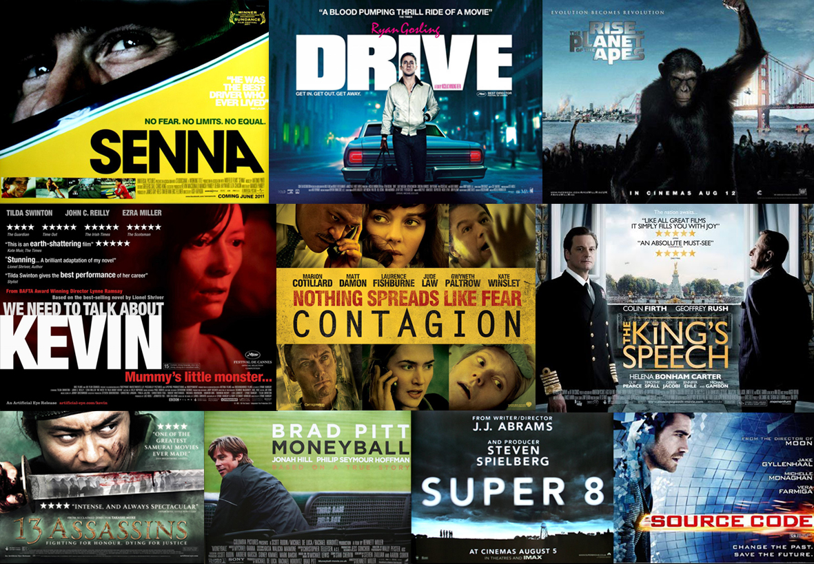 movies of 2011
