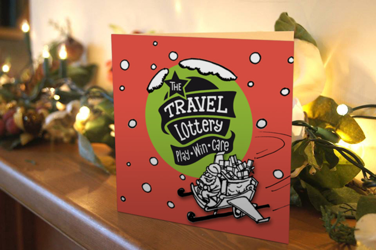 Travel Lottery Christmas