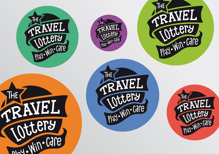 Travel Lottery logos