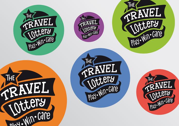 Travel Lottery logos